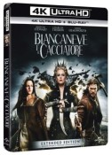ebay.de: Snow White and the Huntsman 4k Blu-ray UHD Extended Edition deutsch NEU + OVP für 12,99€ inkl. VSK