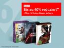 Thalia.de: Film-und Serienboxen bis zu 40% reduziert z.B. The Complete Bourne Collection [Blu-ray] für 13,99€ + VSK