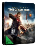 Amazon.de: The Great Wall Steelbook [Blu-ray] für 9,72€ + VSK