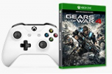 Microsoftstore.com: Xbox One Wireless Controller + Gears of War 4 für 59,99€ inkl. VSK