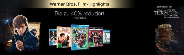 Amazon.de: Neue Aktionen – 10 Blu-rays für 50 EUR