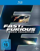 Thalia.de & Amazon.de: Fast & Furious 7-Movie Collection [Blu-ray] für 24,99€ inkl. VSK
