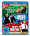 Amazon.de: Cornetto Trilogy [Blu-ray] für 10,77€ + VSK