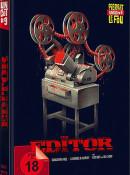 [Vorbestellung] BMV-Medien.de: The Editor – Limited Uncut Edition Mediabook [DVD+Blu-ray] für 19,99€ + VSK