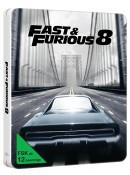 [Vorbestellung] JPC.de: Fast & Furious 8 Steelbook [Blu-ray] für 22,99€ inkl. VSK