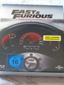 [Fotos] Fast & Furious 1-7 Movie Collection (Digibook)