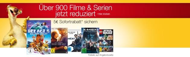 Amazon.de: Neue Aktionen (10.04.17) mit Fox Film-Highlights: Ostern reduziert