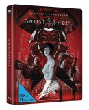 Media-Dealer.de: Ghost in the Shell – Limited Steelbook-Edition [Blu-ray] [Limited Edition] für 9,97€ + VSK