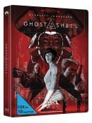 [Vorbestellung] Amazon.de: Ghost in the Shell – Limited Steelbook-Edition [Blu-ray] [Limited Edition] für 24,99€ + VSK