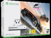 Saturn & Amazon.de: MICROSOFT Xbox One S 500GB  – Forza Horizon 3 Bundle (oder FIFA17) für 199€