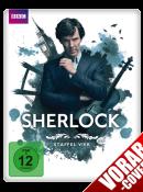 [Vorbestellung] MediaMarkt.de: Sherlock – Staffel 4 (Exklusives Steelbook – limitert) [Blu-ray] für 26,99€ inkl. VSK