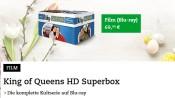 Thalia.de: The King of Queens HD Superbox [Blu-ray] für 59,99€ inkl. VSK