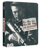 Amazon.de: Tagesangebot – Action & Thriller auf Blu-ray mit u.a. The Accountant (Steelbook) (exklusiv bei Amazon.de) [Blu-ray] [Limited Edition] für 16,97€ + VSK