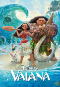 Amazon.de: Vaiana [Blu-ray] für 7,85€ + VSK