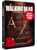 MediaMarkt.de: The Walking Dead – Staffel 5 – Limited Weapon Steelbook (Uncut Edition Media Markt Exklusiv) [Blu-ray] für 15€ inkl. VSK