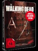 MediaMarkt.de: Restposten z.B. The Walking Dead – Staffel 3 (Limited Steelbook Uncut Edition) [Blu-ray] für 6,99€
