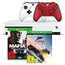 Amazon.de: Tagesangebot – Bis zu 25% reduziert: Xbox One S Konsolen-Bundles für 269€ + (teilw.) VSK
