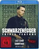 Amazon.de: Arnold Schwarzenegger – Triple Feature: Last Stand, Sabotage, Maggie [Blu-ray] für 8,39€ inkl. VSK