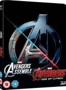 Zavvi.com: Marvel Steelbook Price Drops – Jessica Jones, Agent Carter, Avengers (Steelbook) [Blu-ray] ab 16,95€
