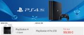 [Offline] GameStop: Eintauschaktion – PS4 + Controller + 2 Spiele eintauschen und gegen Zuzahlung von 99,99€ eine PS4 Pro erhalten