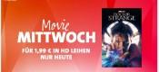iTunes: Movie Mittwoch – Doctor Strange für 1,99€ in HD leihen