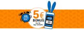 Momox.de: 5€ Bonus ab einem Mindestverkaufswert von 20€ (nur in der App, gültig bis 17.04.17)