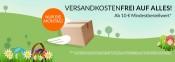 Rebuy.de: Versandkostenfrei ab 10€ bis Ostermontag