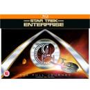 Zavvi.de: Star Trek: Enterprise Staffel 1-4 [Blu-ray] für 36,29€ inkl. VSK