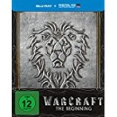 Media-Dealer.de: Warcraft – The Beginning – Steelbook [Blu-ray] für 11,97€ + VSK