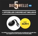 Wuaki.tv: Google Chromecast + Die 5. Welle (HD) für 21,99€