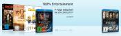 Amazon.de: 100% Entertainment – 7 Tage reduziert (bis 28.05.17)