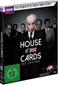 Amazon.de: House of Cards – Die komplette erste Mini-Serie [Blu-ray] für 8,99€