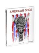 Amazon.de: American Gods – Staffel 1 Steelbook (exklusiv bei Amazon.de) [Blu-ray] für 12,97€ + VSK