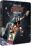 Zavvi.com: Bill & Ted's Excellent Adventure Steelbook wieder verfügbar für 14,55€ + VSK