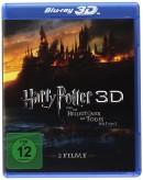 Saturn.de: Harry Potter und die Heiligtümer des Todes 1+2 [3D Blu-ray] für 19,99€