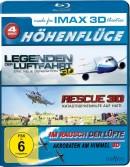 Media-Dealer.de: IMAX – Höhenflüge ( Legenden der Luftfahrt 3D – Eine neue Generation / Rescue 3D – Katastrophenhilfe auf Haiti / Im Rausch der Lüfte 3D – Akrobaten am Himmel )[3D Blu-ray] für 4,97€ + VSK