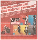 Amazon kontert MediaMarkt.de: Neuer Prospekt – Blu-rays für je 7,90€ und Resident Evil (Exklusives Steelbook) [Blu-ray] für 12,90€