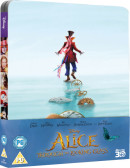 Zavvi.de: Mai Deals u.a. Alice Through The Looking Glass 3D Steelbook [Blu-ray] für 12,09€