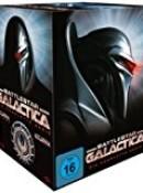 Amazon.de: Battlestar Galactica – Season 1-4 / Die komplette Serie [Blu-ray] für 30,01€