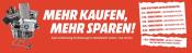MediaMarkt.de: Mehr kaufen, mehr sparen Aktion (bis zu 40€ Direktabzug auf ausgewählte Artikel)