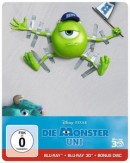 Moluna.de: Monster Uni [3D Blu-ray Steelbook] für 5,95€ + VSK