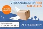 Rebuy.de: Versandkostenfrei ab 17€ bis Montag 29.05.17