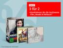 Thalia.de: 3 für 2 Aktion auf ausgewählte Artikel z.B. Knight Rider – Die komplette Serie , 26 DVD