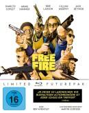 [Vorbestellung] Amazon.de: Free Fire – FuturePak [Blu-ray] [Limited Special Edition] für 20,99€ + VSK