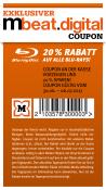 Mueller.de: 20% Rabatt auf alle Blu-rays (30.06. – 06.07.17)