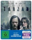 Mueller.de: Legend of Tarzan (exklusives Müller Steelbook) [Blu-ray] für 11,69€ (mit Gutschein und nur Abholung im Markt)