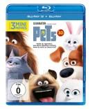 Amazon.de: Pets (+ Blu-ray) [Blu-ray 3D] für 9,99€ + VSK