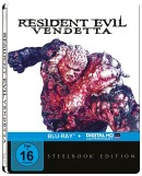 Amazon.de: Resident Evil – Vendetta (Steelbook) (exklusiv bei Amazon.de) [Blu-ray] [Limited Edition] für 8,99€ inkl. VSK