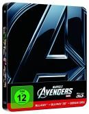 Amazon.de: The Avengers – Limited Steelbook Edition [Blu-ray 3D] für 29,83€ + VSK