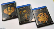 [Fotos] The Mummy / Die Mumie Steelbooks